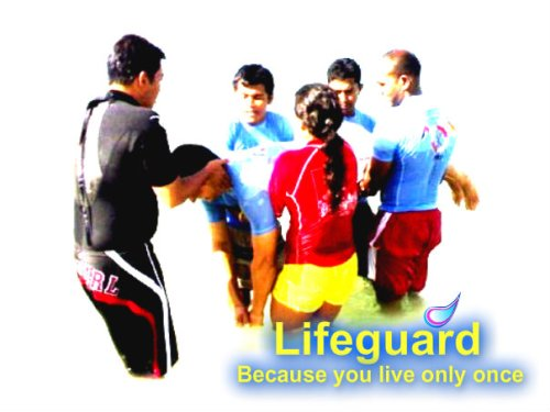 As a professional lifeguard, you must be skilled in the recognition and handling of a suspected spinal injury.