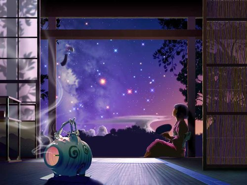 japaness-girl-under-night-sky-wallpaper_1024x768_15032