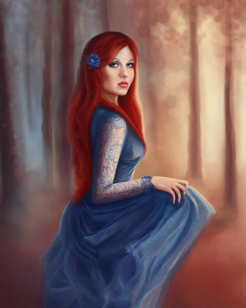 girl_in_a_blue_dress_by_ch_maria